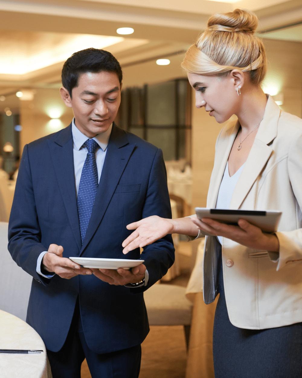 hotel recruitment reporting dashboard