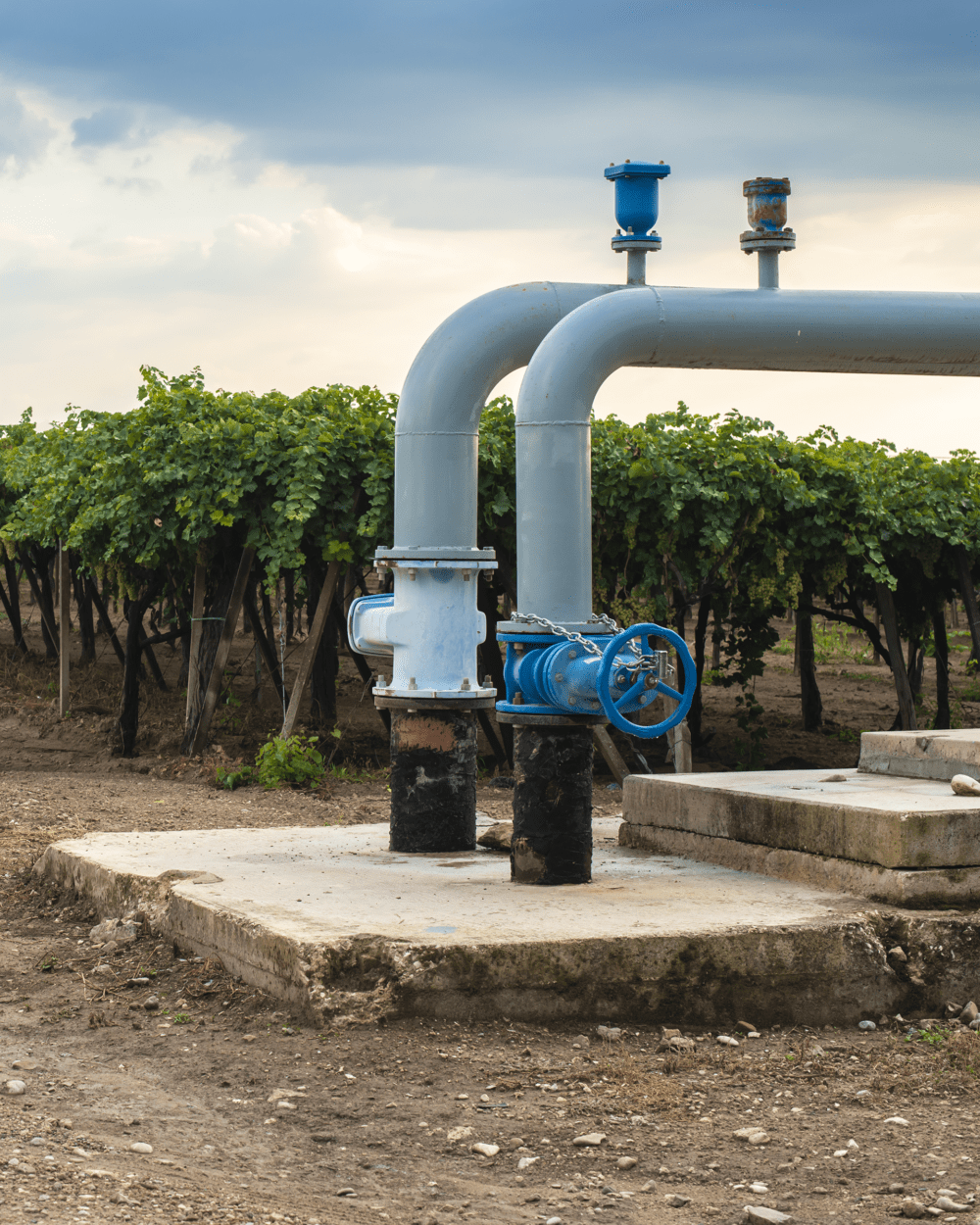 project management application for water pipe engineers