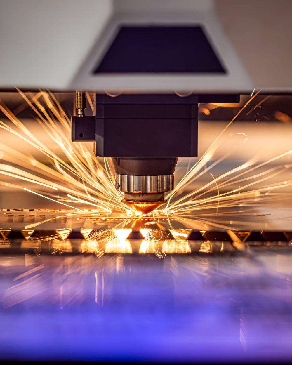 CNC Laser modern industrial technology software hong kong