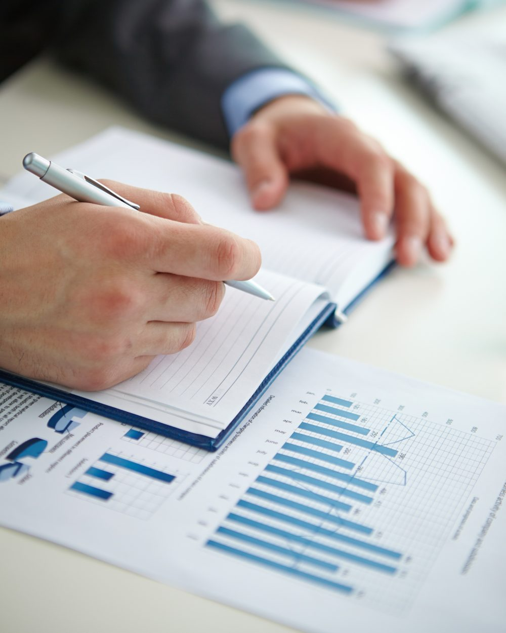budget consolidator across business entities